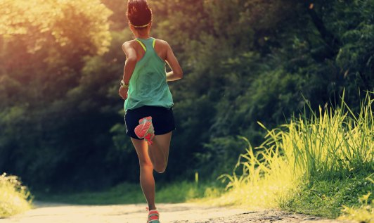 dm Ženska utrka